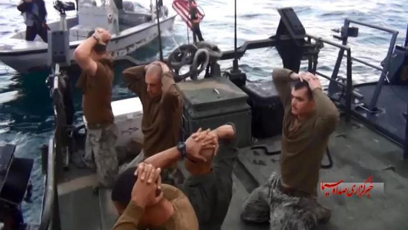 Polémiques autour des excuses des marins américains arrêtés en Iran