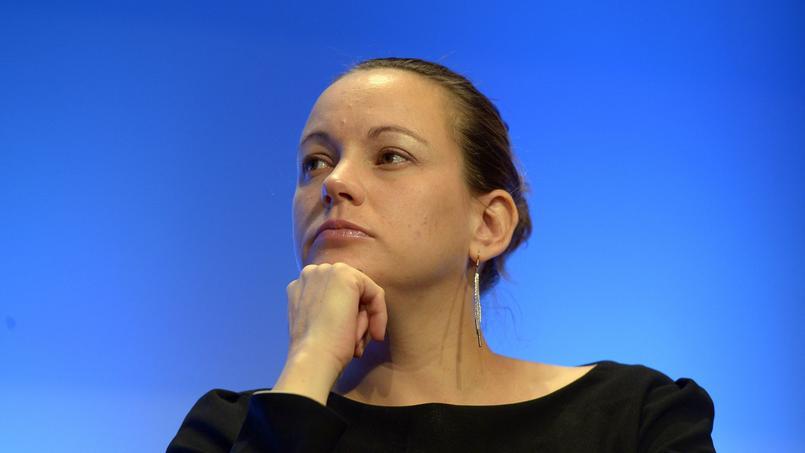 Axelle Lemaire, secrétaire d'État au Numérique