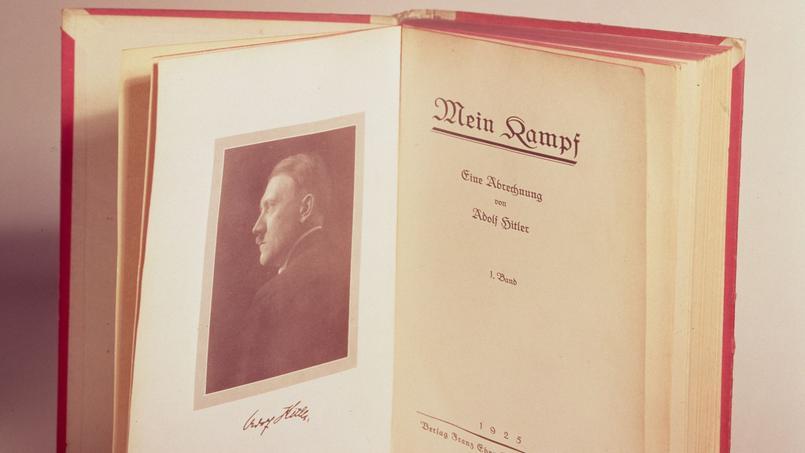 Exactement 70 ans après la Seconde Guerre mondiale, tombé dans le domaine public, le Mein Kampf d'Hitler est de nouveau autorisé à la publication. Sa réédition critique remporte un surprenant succès en Allemagne.