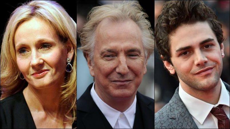 J.K.Rowling, Xavier Dolan... tous ont salué l'acteur Alan Rickman.
