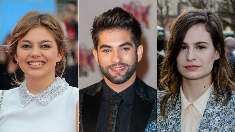 Louane, Kendji Girac et Christine and the Queens parmi les nommés.