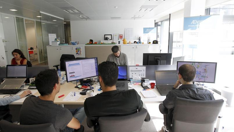Malgré le dynamisme de ses start-up et de la «French Tech», la France a enregistré un recul de la création d'entreprises en 2015.