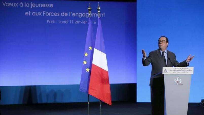 François Hollande avait promis lors de sa campagne de 2012 la création de «150 000 emplois d'avenir».