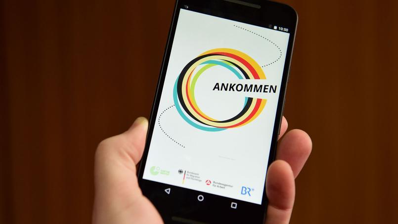 L'application Ankommen