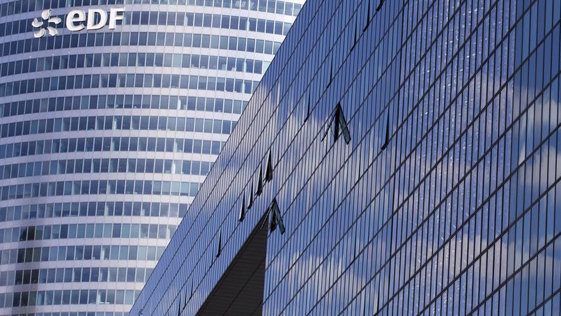 EDF prévoit 4000 suppressions de postes en trois ans