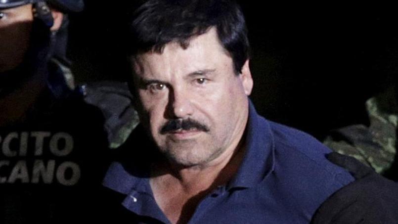 Joaquin Guzman Loera capturé par la police mexicaine le 8 janvier.