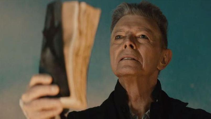 David Bowie domine les ventes de disques en France, avec son dernier album Blackstar.