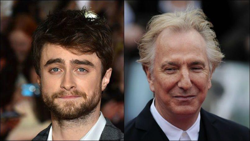 Après 10 ans d'amitié, Daniel Radcliffe rend hommage à son camarade Alan Rickman, disparu ce jeudi 14 janvier.
