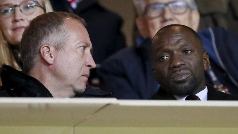 Claude Makelele est devenu le nouveau directeur technique de l'AS Monaco.