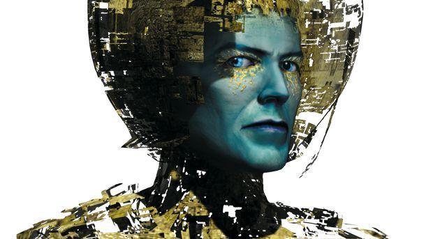 David Bowie avait prêté son visage pour le jeu vidéo Omikron: The Nomad Soul en 1999. ©Capture d'écran