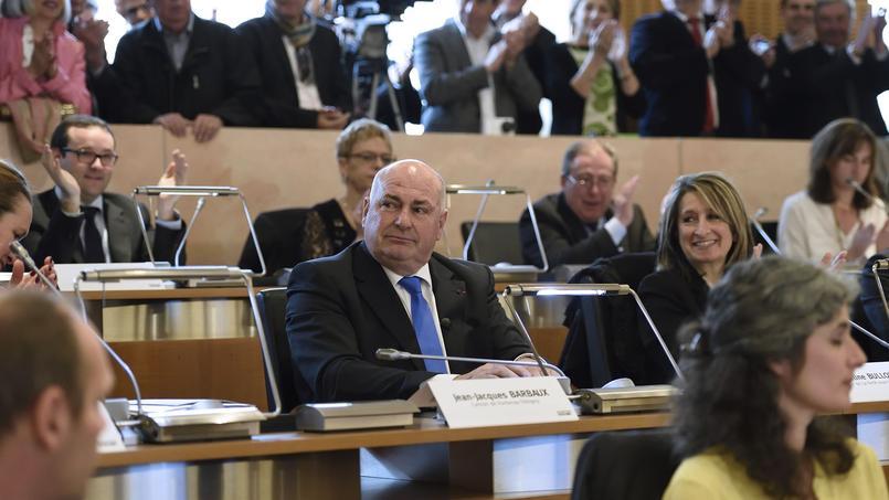 Jean-Jacques Barbaux, président du conseil départemental de Seine-et-Marne: «En plus de la baisse de la dotation globale de fonctionnement versée par l'État, les départements doivent affronter la hausse des dépenses sociales obligatoires, comme le RSA».