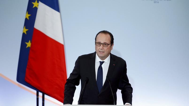 François Hollande a détaillé ce lundi matin son énième et probable ultime plan pour l'emploi devant le Conseil économique, social et environnemental (CESE).