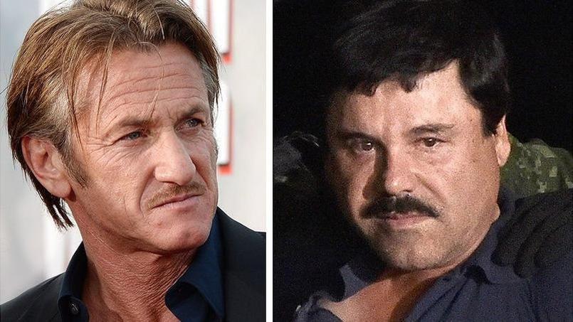 Sean Penn a rencontré le «baron de la drogue» pendant plus de sept heures dans une cachette en montagne au mois d'octobre.