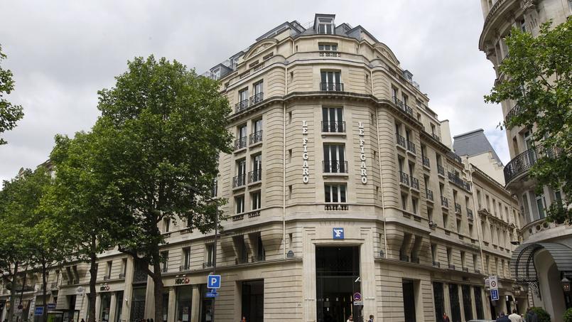 Les locaux du Figaro