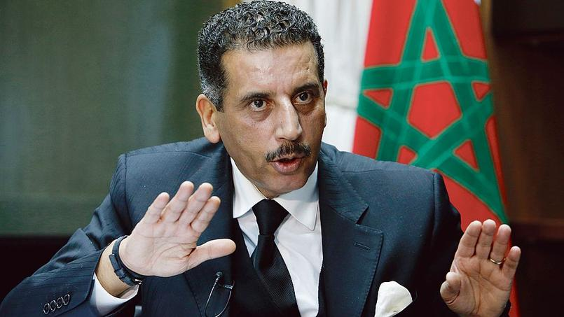 Abdelhak Khiame, chef du Bureau central d'investigations judiciaires (BCIJ).