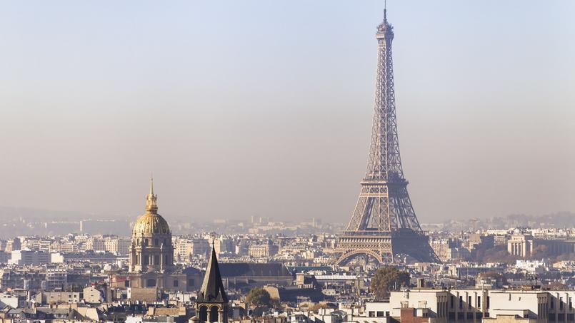 En Ile-de-France, l'indice de pollution devrait être particulièrement élevé à Paris et dans les Hauts-de-Seine.