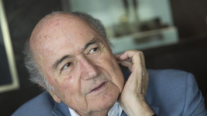 Sepp Blatter continue de percevoir son salaire à la Fifa