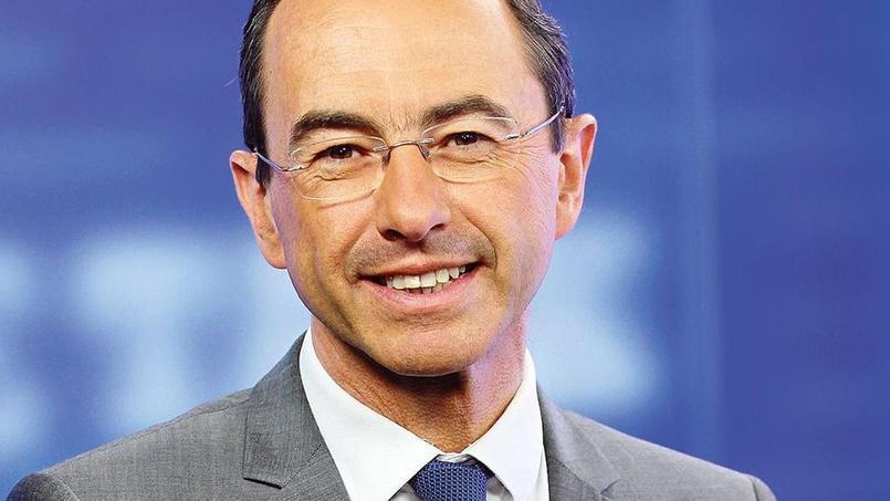 Bruno Retailleau, président du groupe Les Républicains au Sénat.