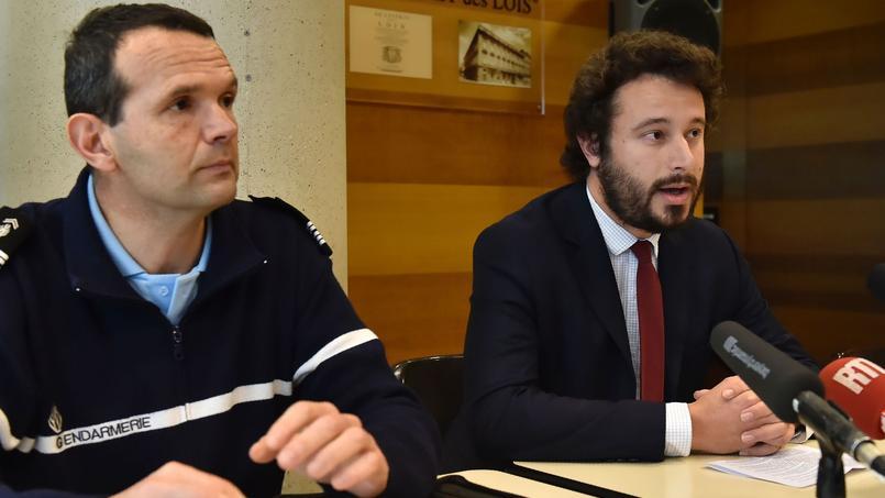 Simon Bertoux, directeur de cabinet du préfet de Gironde