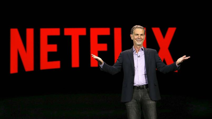 Reed Hastings, PDG de Netflix