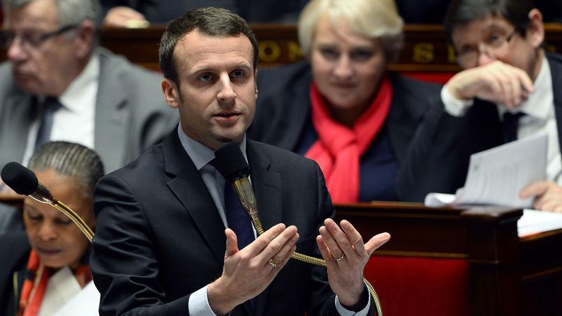 Le ministre de l'Économie, Emmanuel Macron, souhaite aller plus loin dans les réformes.
