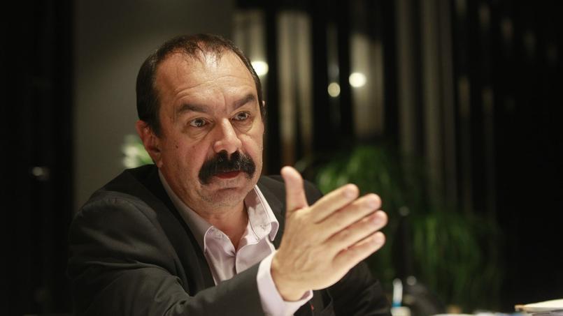 Philippe Martinez, le secrétaire général de la CGT.