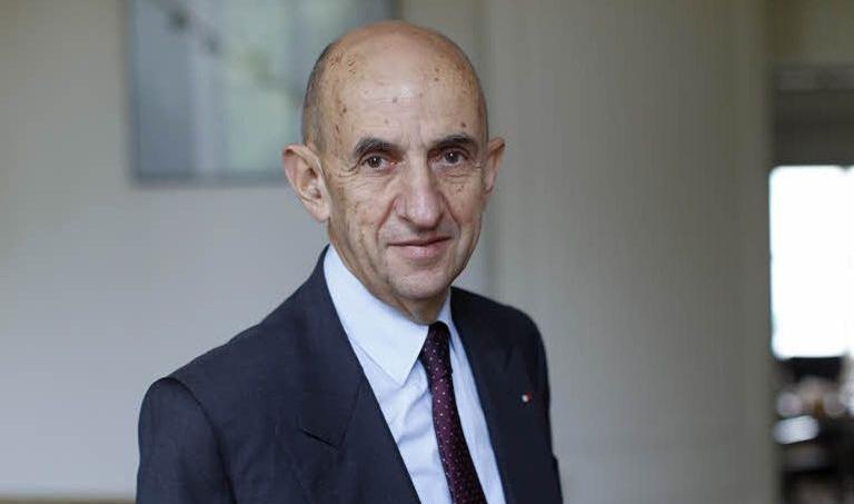 Louis Gallois, le président du centre de réflexion La Fabrique de l'industrie.