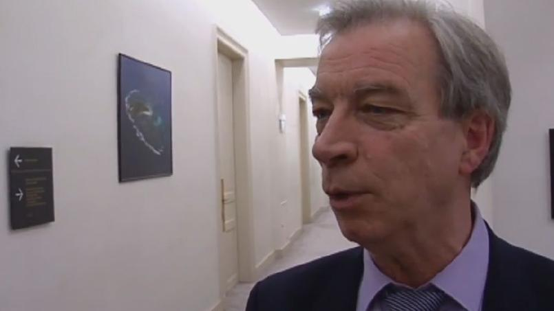 Le sénateur Républicain Hugues Portelli
