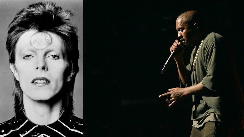 «Ce serait un sacrilège de laisser Kanye West ruiner tout ça», estiment les fans de David Bowie.