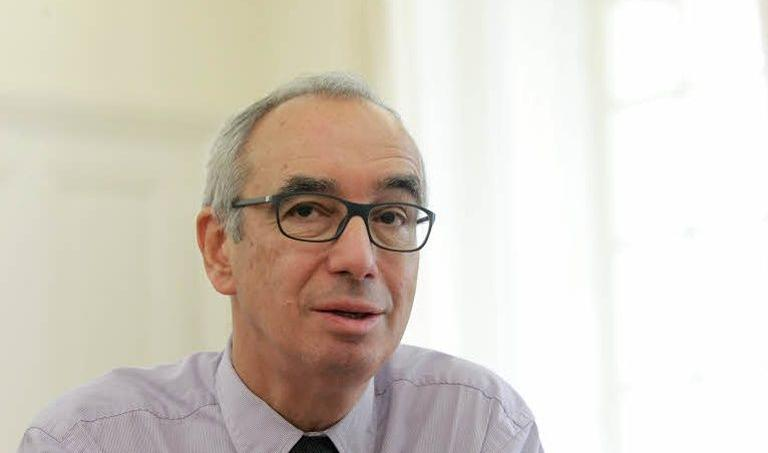 Jean Pisani-Ferry, le patron de France stratégie (Crédits photo: Sébastien Soriano/Le Figaro)