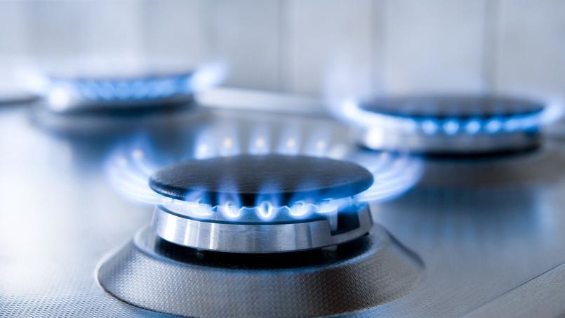 Pour les ménages, les niveaux d'alimentation en gaz sont stables par rapport à 2014.