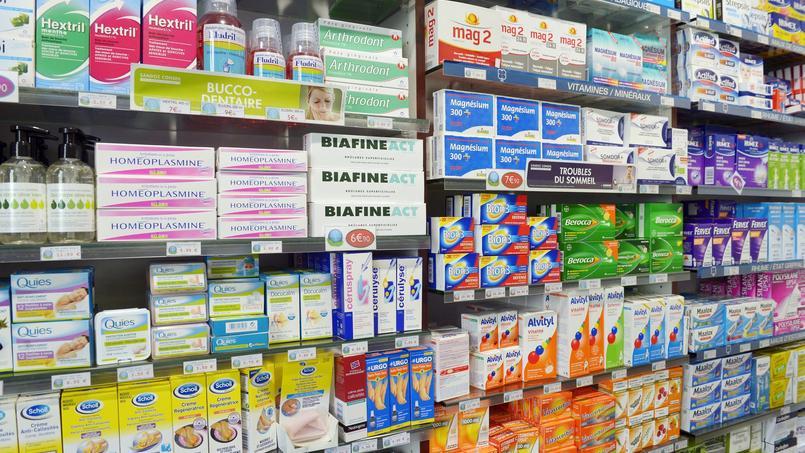 En 2015, les ventes de médicaments sans ordonnance sont en croissance de 5,2% à 2,26 milliards d'euros.