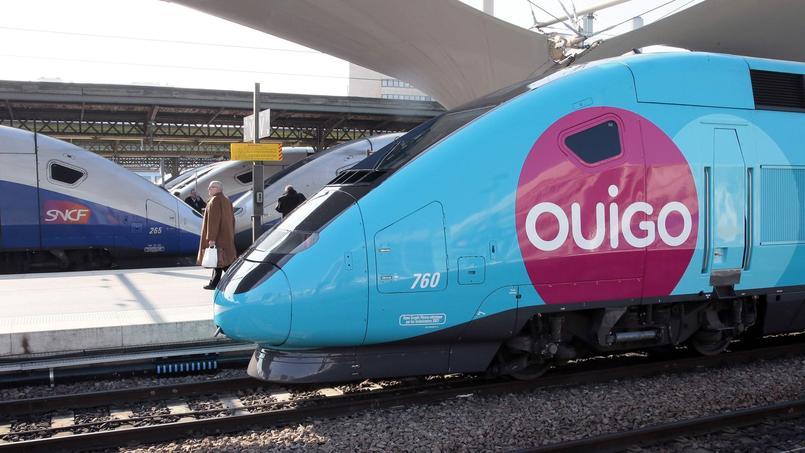 Ouigo, le TGV low-cost lancé en 2013 sur la ligne à grande vitesse Sud-Est, a été étendu fin 2015 aux axes Nord (Lille Tourcoing) et Ouest (Nantes, Rennes).