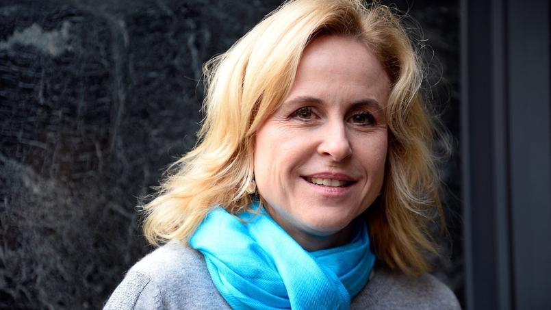 Anne Lebreton est l'une des trois candidates à la présidence du mouvement Nous Citoyens