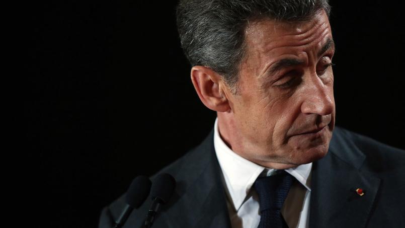 Nicolas Sarkozy, le 30 novembre.