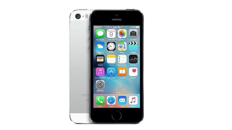 L'iPhone 5s, dernier smartphone 4 pouces d'Apple.