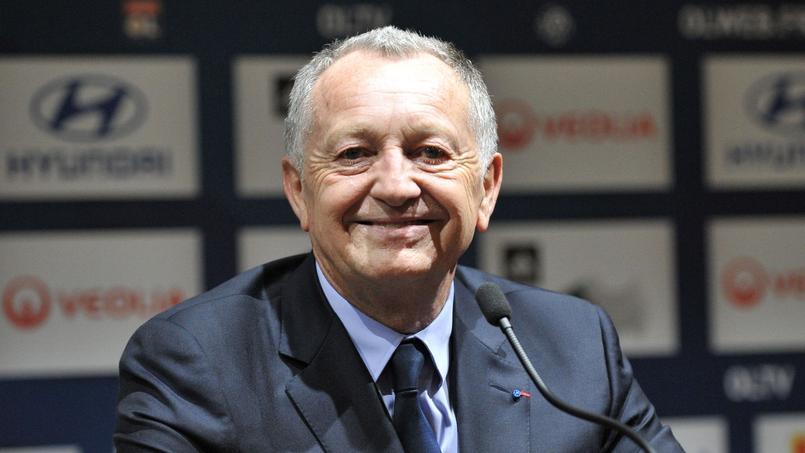 Jean-Michel Aulas moqué sur Twitter après avoir comparé OL-OM à Barça-Real