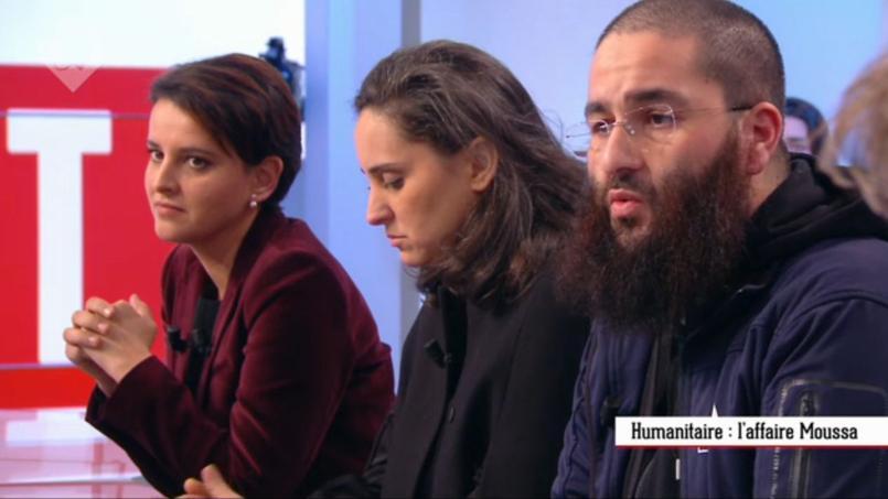 Capture d'écran de l'émission Le Supplément de Canal +, diffusée dimanche 24 janvier 2016.