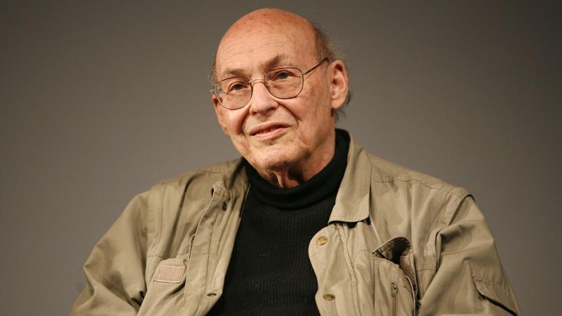 Marvin Minsky, en 2008.