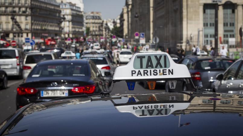 En Île-de-France, les chauffeurs de taxi sont au nombre de 18.000.