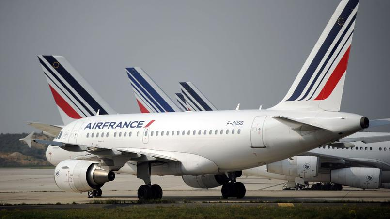 Fin 1993, Air France, qui appartenait à l'État, était au bord du gouffre.