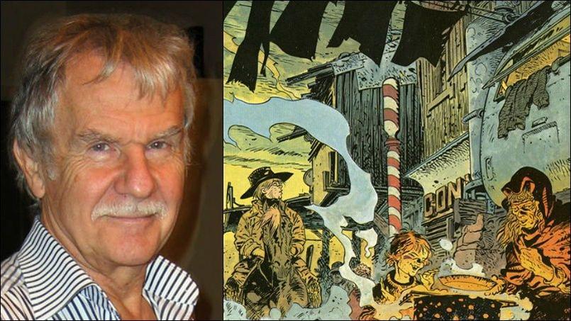 Le Festival de bande dessinée d'Angoulême a décerné son Grand Prix ce mercredi 27 janvier au dessinateur belge Hermann.