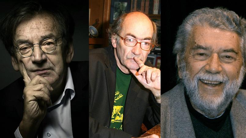 Alain Finkielkraut, Weyergans et Robbe-Grillet figurent parmi les auteurs qui ont suscité de vifs échanges entre les académiciens.