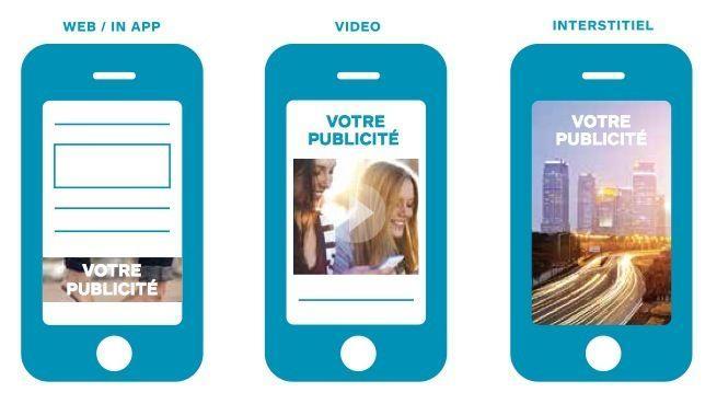 La publicité sur mobile a pesé 733 millions d'euros en 2015, soit 26% des dépenses des annonceurs (display et search).