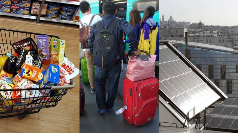 Guerre des prix, TGV, énergie solaire : le récap conso de la semaine