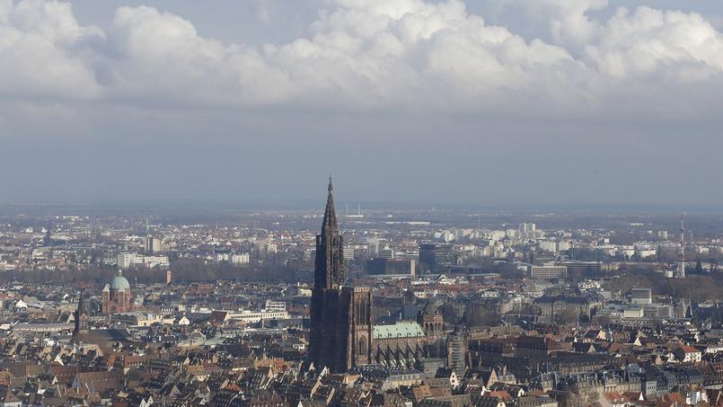À Strasbourg, un nouvel écoquartier va sortir de terre.