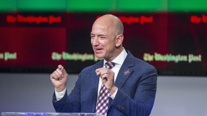 Les marges de la firme de Jeff Bezos restent très faibles.