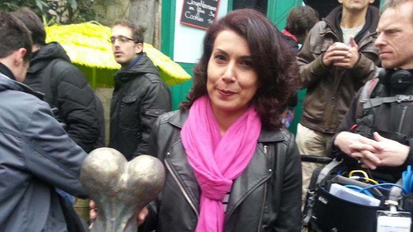 La dessinatrice tunisienne Nadia Khiari, créatrice du personnage Willis from Tunis., a remporté le prix Couilles au cul.