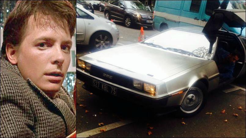 La célèbre DeLorean de Retour vers le Futur sera de nouveau commercialisée en 2017.