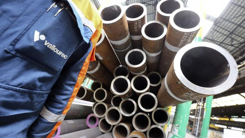 Vallourec est spécialiste des tubes de haute performance sans soudure.